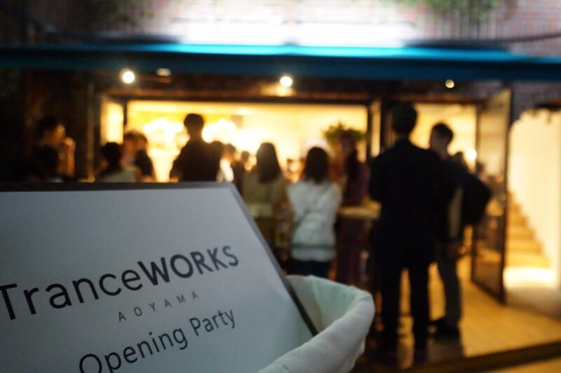 [Event report] July.1 co-working space TranceWORKS and Shibu2 lounge opening party